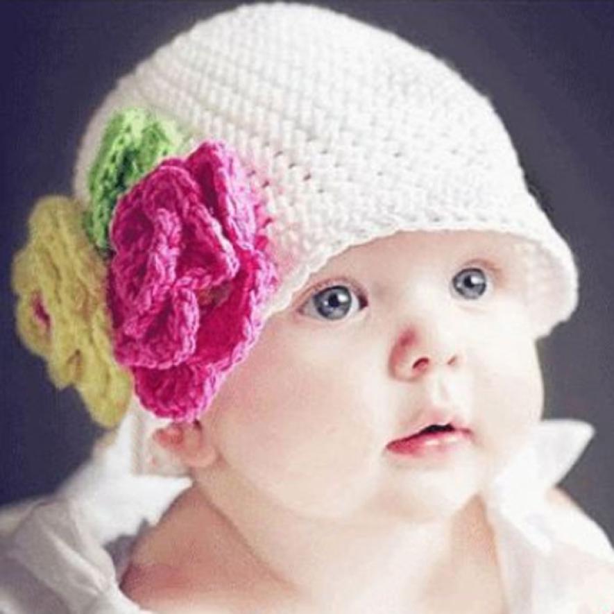 Newborn Crochet Outfits Handmade Soft Girls Hat Crochet Costume Baby Conjunto Infantil Menina #2369(China (Mainland))