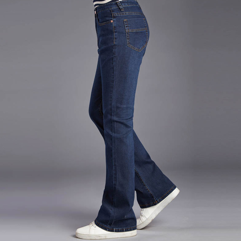 how to cut jeans at bottom