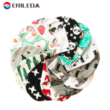 Brand Baby Hat Cotton Print Baby Beanie Fruit Strawberry Baby Girls Hats Spring Autumn Baby Caps All For Children's Accessories(China (Mainland))