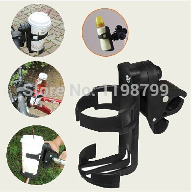 5PCS Baby stroller bottle rack trolley child car bicycle quick release water bottle holder glass rack cup holder BTRQ0059(China (Mainland))
