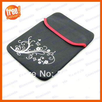 """Free Shipping 1pcs Pouch Case Cover Sleeve Bag For Ipad 9.7"""" 10"""" Laptop Notebook Android Tablet PC"""