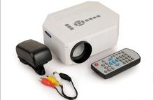 Uns versandkostenfrei neue verbesserte uc30 projektor mini-led-projektor portable beamer unterstützt 1080p hdmi vga A/V usb(China (Mainland))