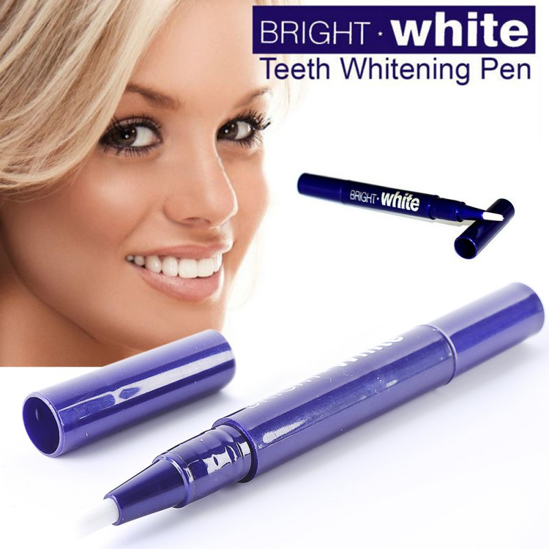 1 Pcs Teeth Whitening Pen Tooth Gel Whitener Bleaching System Stain Eraser Remove Instant TW95