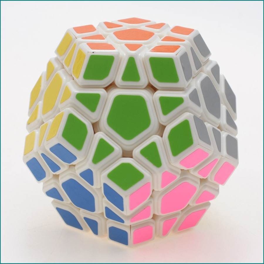Toys Puzzles Magic Cubes Megaminx YongJun Grownups Children's Favorite Toy Kids 5 Order Dodecahedron Magnetic Ball Free Shipping(China (Mainland))