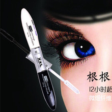 Maquiagem Double-Head Younique 3D Volume Mascara Fiber Lashes Rimel Colossal Brand Makeup Cosmetics Curling Lengthening Mascara