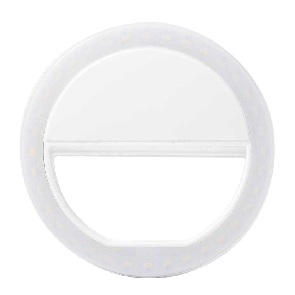 Portable Round Ring Flash for iPhone 6 Plus