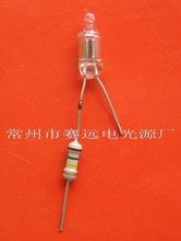 Neon lamp ne-2 4x10 150k C099 GOOD 10pcs(China (Mainland))