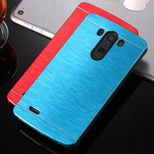 High Quality Gold Luxury Metal Aluminum Case For LG Optimus G3 D855 D830 D850 D831 Slim Shock Proof Back Cover Shell For LG G3