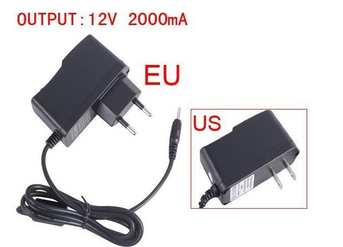 12v tablet charger adapter 2.5mm for android universal tablet charger cube U30GT Ainol PIPO M9 Window Yuandao N101 II(China (Mainland))