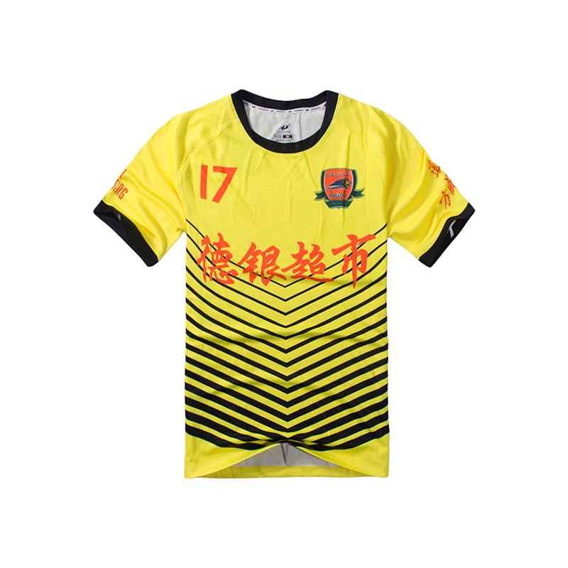 High quality&sublimation design cheap football uniforms(China (Mainland))