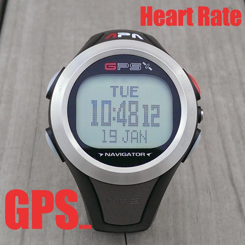NORTHEDGE Running Men's Sports Watches GPS Watch Digital Waterproof Military Men Heart Rate Monitor Altimeter Compass Climbing(China (Mainland))