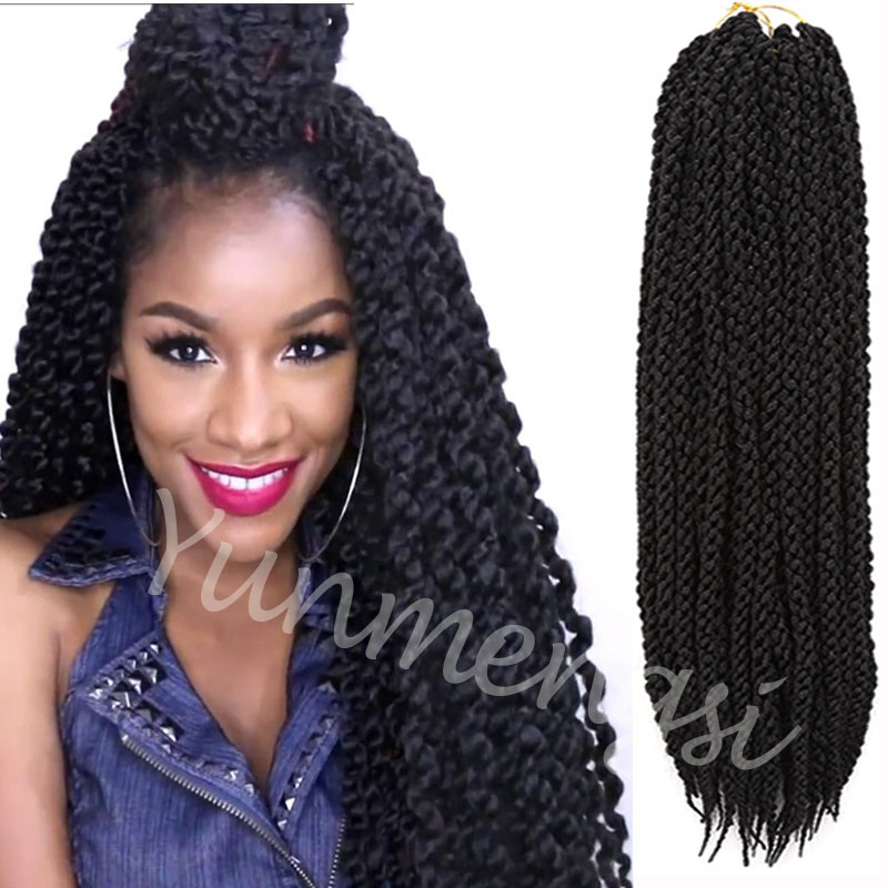 Faux Crochet Box Braids : ... Braid Hair faux locs crochet hair expression braiding hair crochet box
