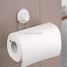 Table napkin tissus holders Multifunction sucker towel rail / paper holder towel rack   tissue paper pot(China (Mainland))