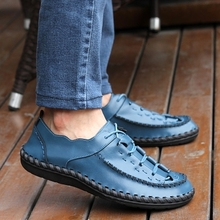 Free Shipping Top Quality Fashion Designer Men s Flats Moccasins Slip on Business Shoes Sneakers Genuine