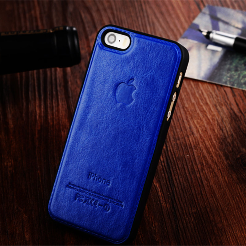 mobile Phones & Accessories Bags Cases For apple original logo iphone 4 4s Genuine Leather + plastic cover Capas para Celulares(China (Mainland))