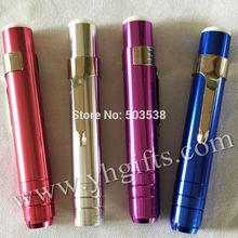 5PCS/LOT.Aluminum chalk dustless chalk holder,Metal holder,Chalk eraser,Teacher's day gifts,Mixed color.Freeshipping wholesale(China (Mainland))
