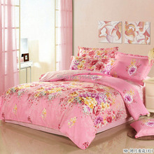 2015 Cotton Funda Nordica Print 4pcs Bedding Sets Luxury Full/queen/king Size Bed Quilt/doona/duvet Cover Pillowcases Set New (China (Mainland))