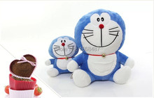 Free shipping New fasion 18cm doraemon plush toy, A Dream doraemon stuffed animal, doraemon stuffed doll