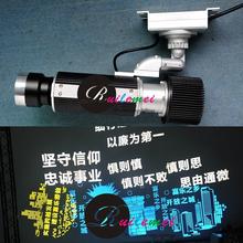 Hot Selling 30W LED 2800lm Custom Gobo Lighting with Custom Signs, Logos, Monograms for Wedding Celebrations(China (Mainland))