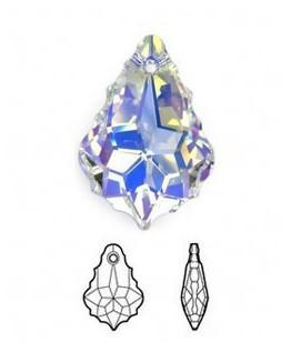 Hot sale 100pcs/lot 38MM AB color CRYSTAL MAPLE LEAF PRISM PENDANT shinning crystal glass chandelier parts hanging drops<br><br>Aliexpress
