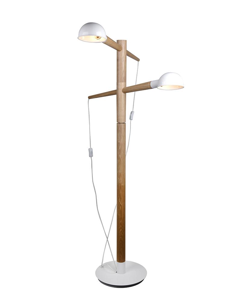 ems free shipping floor lamps led road sign shaped wooden. Black Bedroom Furniture Sets. Home Design Ideas