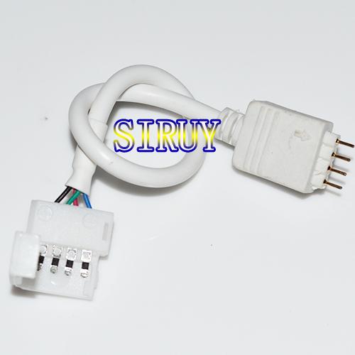 Разъем Ilampoo 5pcs , 10 4pin RGB 5050 RGB , ILP-0206