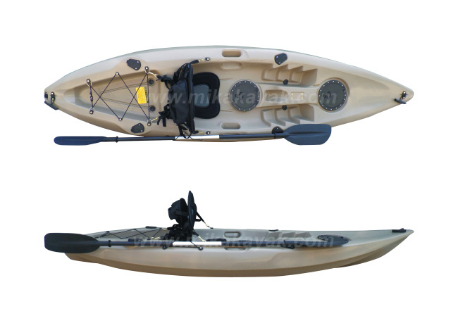Fishing kayak for sale sit on top single kayak fishing for Sit on vs sit in kayak for fishing