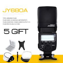 Viltrox JY-680A lcd universale flash speedlight per canon nikon pentax olympus fotocamere, con la protezione libera bounce diffusore(China (Mainland))