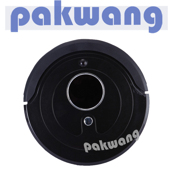 2014 new LED wireless mini robot vacuum po cleaner for home or office washing swivel sweeper floor cleaning robot(China (Mainland))