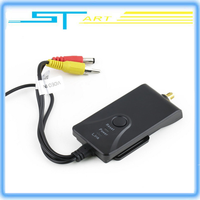 Car Realtime Video wireless Waterproof P2P 30fps 802W WIFI transmitter for Smart Phone FPV System(China (Mainland))