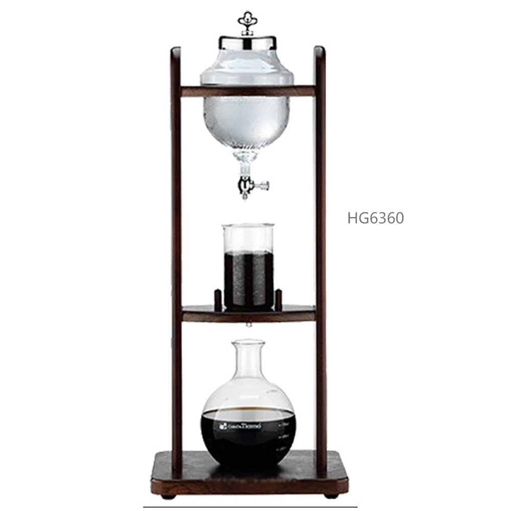 Outdoor Drip Coffee Maker : Tiamo water drip coffee maker /water dripper coffee maker/ice &cold drip coffee maker 1200cc-in ...
