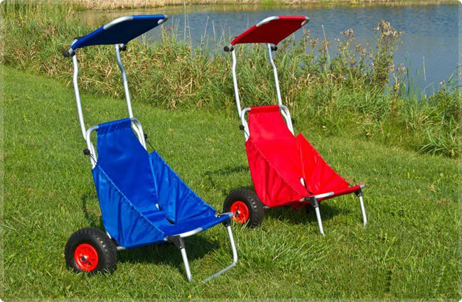 Achetez en gros roues de chariot plage en ligne des grossistes roues de chariot plage chinois - Chariot de plage pliable ...