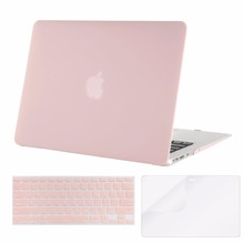 """MOSISO Mac 3 in 1 Air 13 Inch Plastic Hard Case Cover For Macbook Air 13.3″,13.3"""" Retina For Apple 13.3"""" Sleeve Cover Shell"""