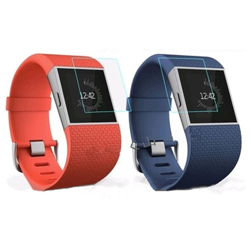 Wholesale Price Top Quality HD Clear Screen Protector Shield Guard Skin Cover Scratch-resistant Film For Fitbit Surge<br><br>Aliexpress