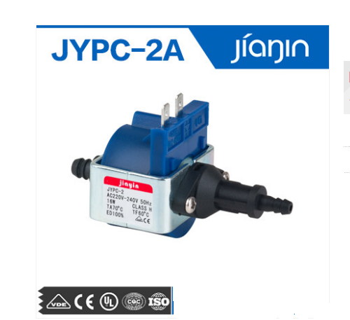 220V - 240V 16W JYPC-2A electromagneti Solenoid Pump for Electric iron , steam mop / garment steamer / coffee machine , etc(China (Mainland))