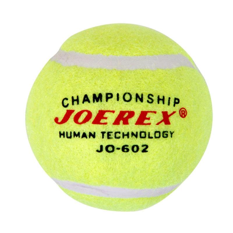 3 Pcs High Quality Tranning Balls Practice High Resilience Tennis Ball Pets Tranning Balls bolas de tenis JO602(China (Mainland))