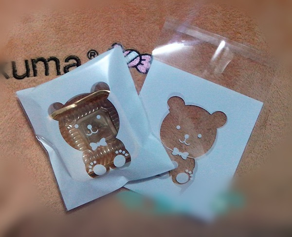 wholesale lot Blue bear Plastic GIFT Bags, cookie,candy,handmade soap bag 10x10cm(China (Mainland))