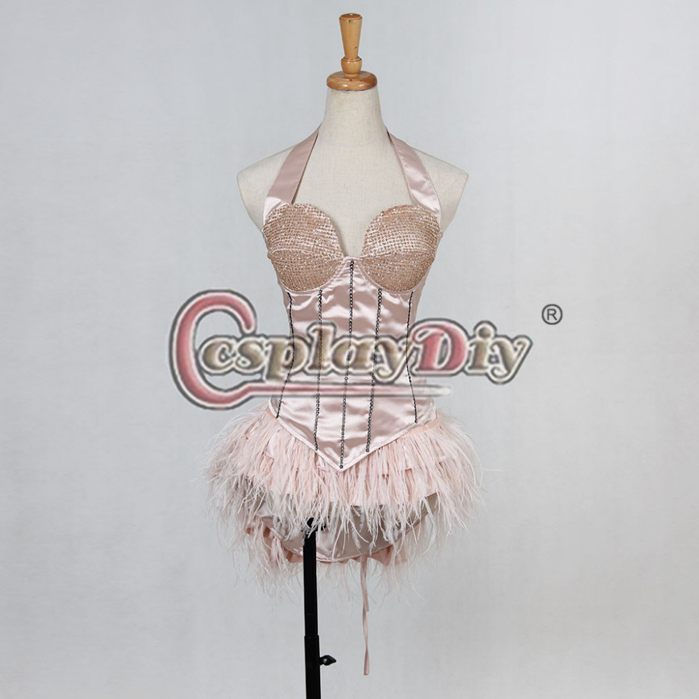 how to make burlesque movie costumes