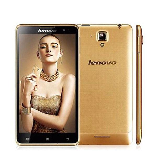 Lenovo S8 S898T S898T Gold Warrior Original 5 3 Android Smartphone Octa Core MTK6592 2GB 16GB