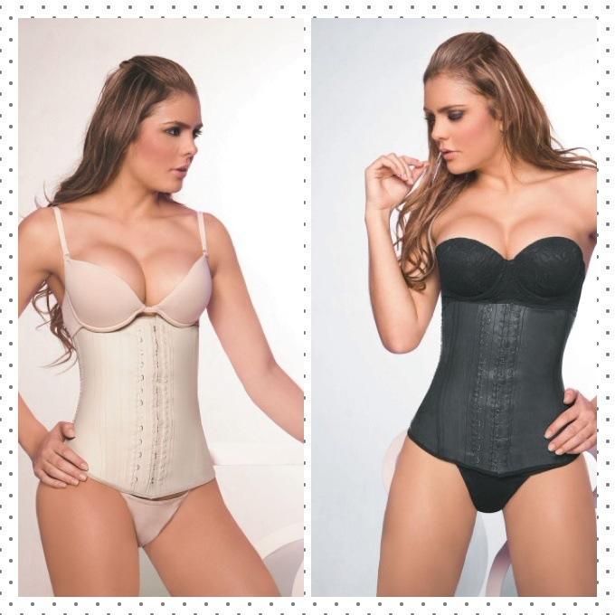waist training corsets hourglass corset sport latex waist trainers waist cincher girdles rubber body shaper Gaine shapewear faja(China (Mainland))
