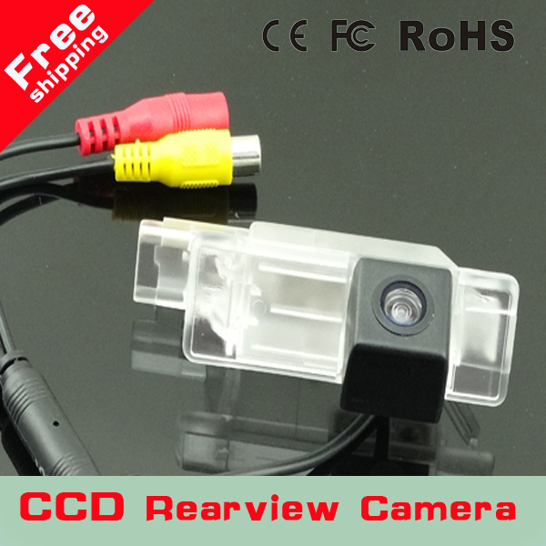 Factory direct sale Sony CCD Car Rear View camera Reverse back up parking Camera for Peugeot 301 2013 2014, free shipping(China (Mainland))