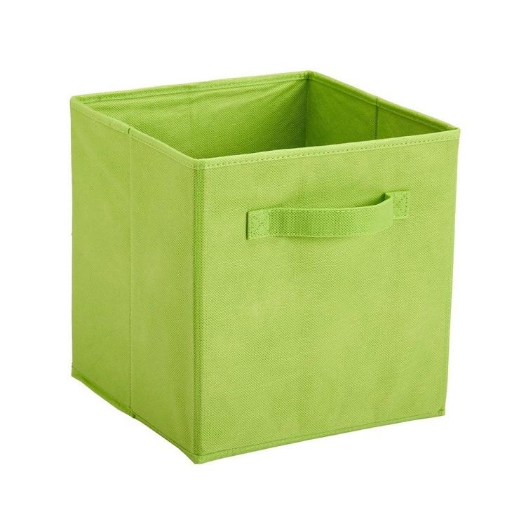 cube storage with baskets idea kitchen