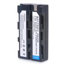 NP-F550 Camcorder Battery for Sony NP-F330 NP-F530 NP-F570 NP-F730 NP-F750 Hi-8(China (Mainland))