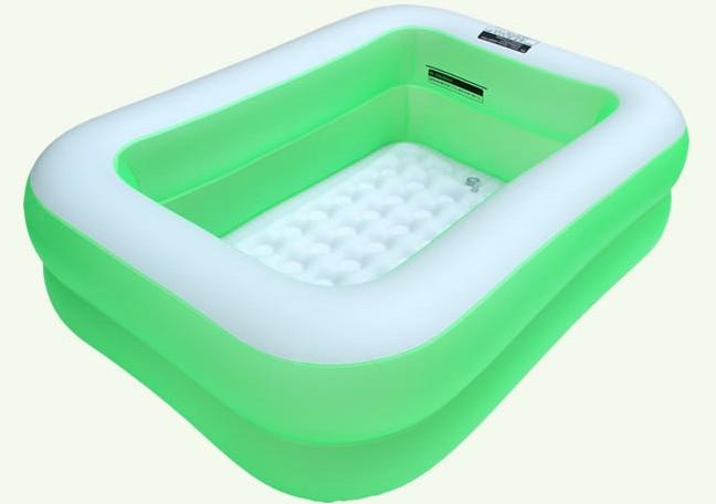 2015 nuevo beb inflable cuadrada piscina oc ano piscina for Piscina inflable bebe