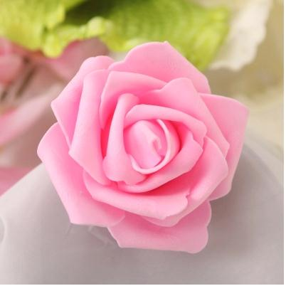 NEW!<100PCS/LOT> Foam Rose Flower Bud Wedding Party Decorations Artificial Flower Diy Craft Valentines Day(China (Mainland))