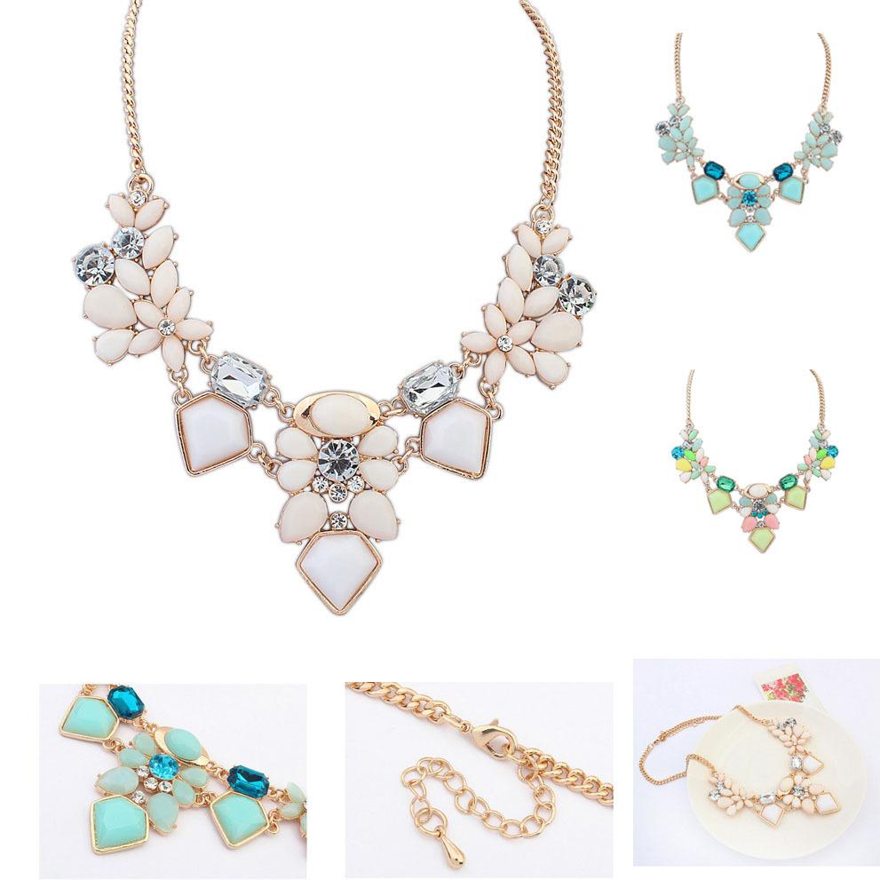 Fresh Geometric Z Designer Choker Necklace For Women Fashion Maxi Elegant Rhinestone Jewelry ZD12P1C