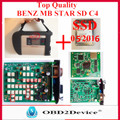 Top Quality Mb Star C4 SD Connetct with SSD 9 2016V Latest mb star c4 Free
