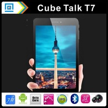 Original Cube T7 4G FDD LTE Phone Call MT8752 Octa Core 64Bit Tablet PC 1920×1200 JDI Retina Screen 2GB/16GB Android 4.4 tablet