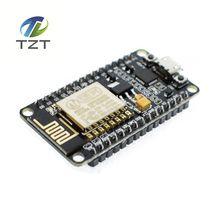 1pcs Wireless module NodeMcu Lua WIFI Internet of Things development board based ESP8266 CP2102 with pcb Antenna and usb port(China (Mainland))