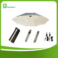 MH/HPS 400W  electronic Ballast Growing Kit Adjustable Wing Reflector Hydroponics
